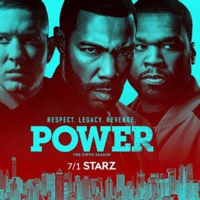 power saison 5 avis serie starz review critique