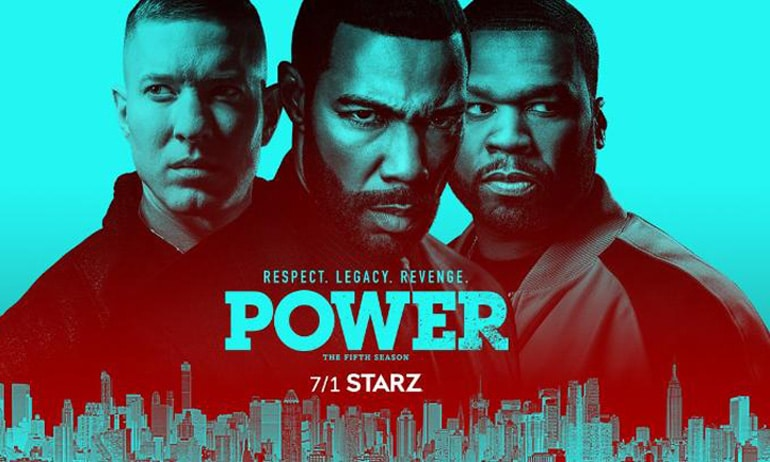 power saison 5 avis serie starz review critique