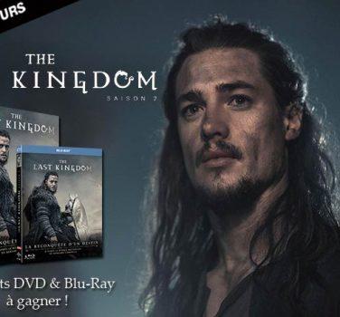 the last kingdom jeu concours bon plan saison 2 DVD
