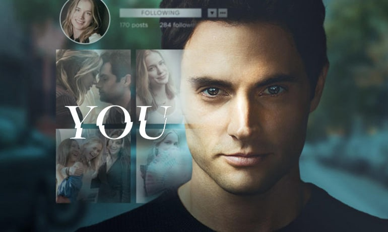 you series avis review penn badgley