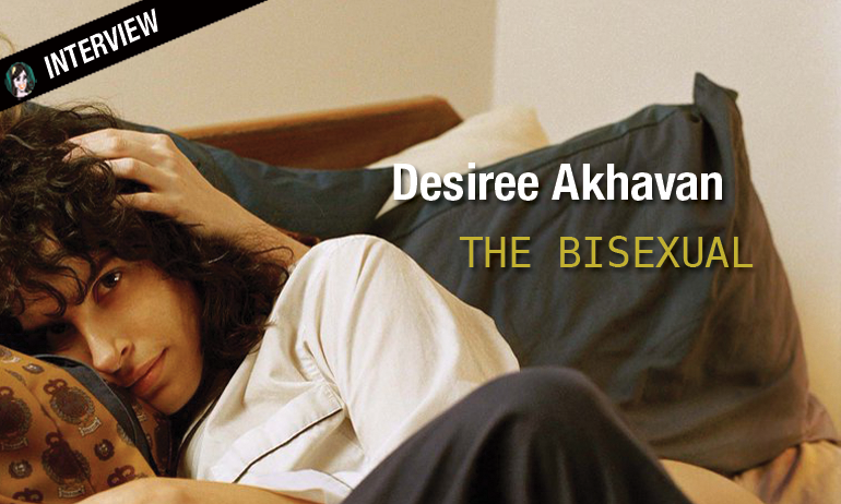 Desiree Akhavan the bisexual