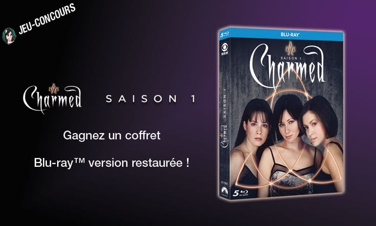 charmed saison 1 version restaurée