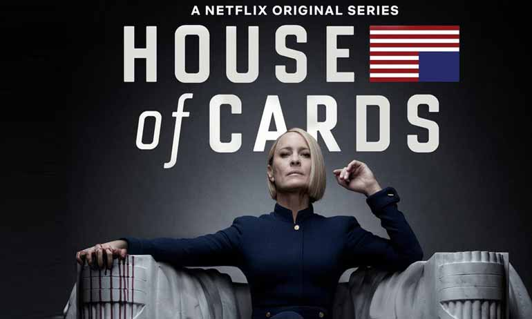 House of Cards saison 6 avis série netflix