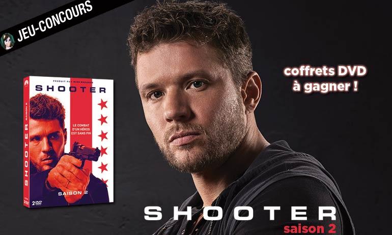 [JEU-CONCOURS] Shooter saison 2