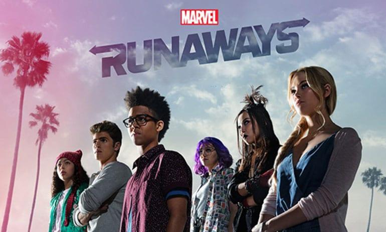 Marvel's Runaways avis série syfy