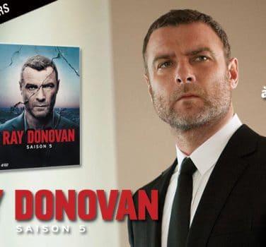 ray donovan saison 5 jeu concours DVD