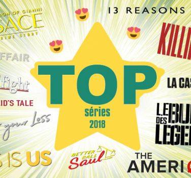 top séries