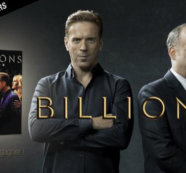 billions dvd concours jeu