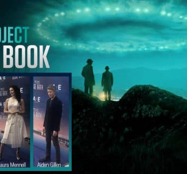 project blue book series review AE