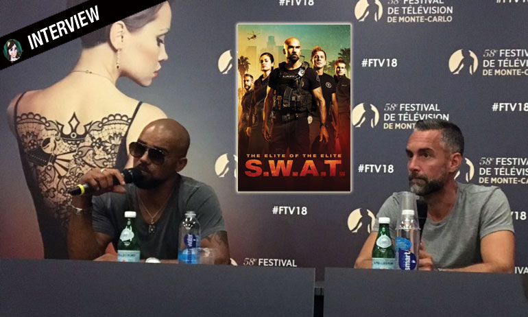 Interview S.W.A.T Shemar Moore et Jay Harrington !