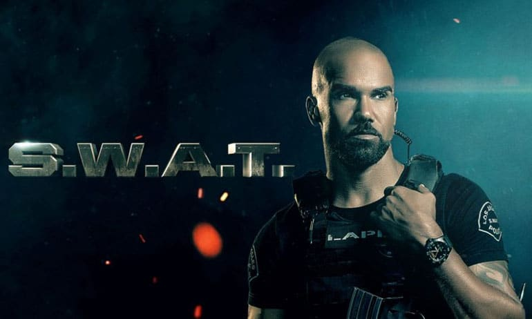 S.W.A.T série tf1 avis shemar moore