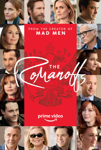 the romanoffs série avis amazon