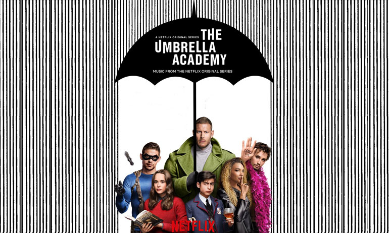 the umbrella academy avis netflix serie