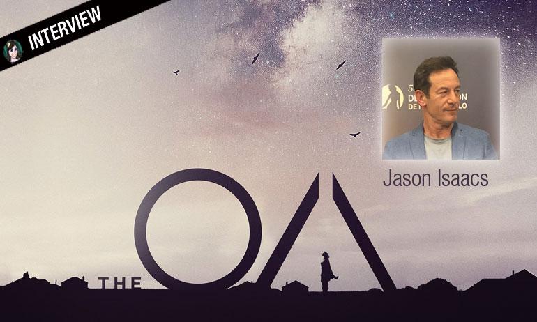 Le mystère de The OA expliqué par Jason Isaacs