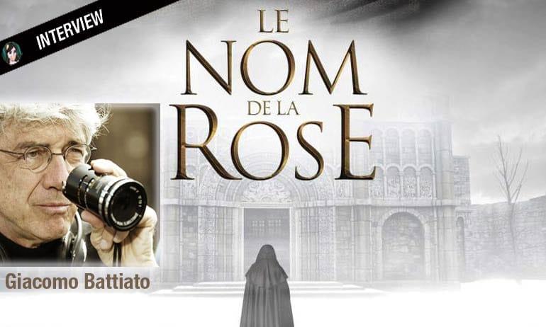 le nom de la rose série giacomo battiato