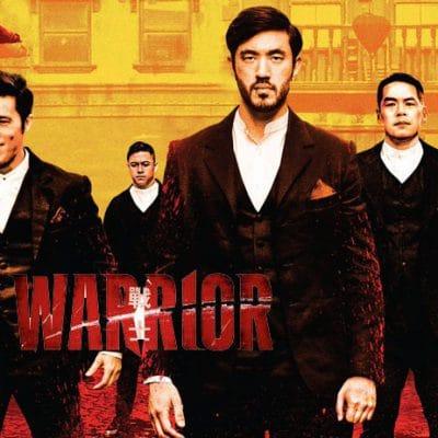 warrior série bruce lee asiatique américaine avis