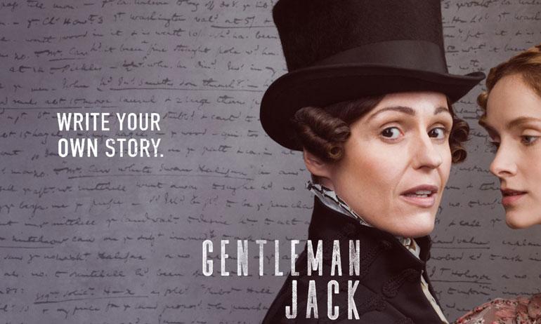gentleman jack serie avis