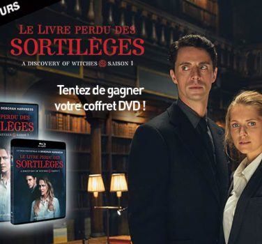 jeu concours a discovery of witches