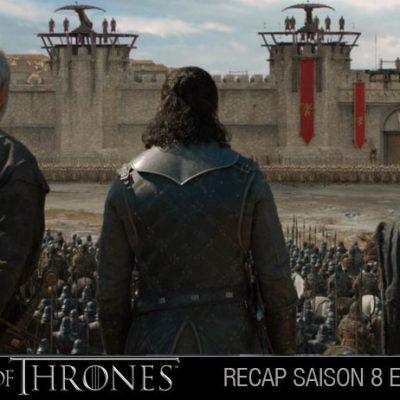 game of thrones saison 8 episode 5 recap