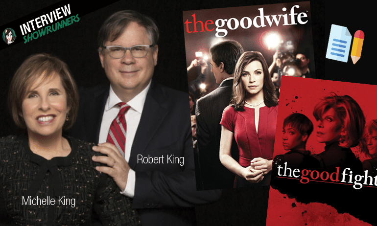 showrunner michelle king robert king the good wife the good fight monte-carlo