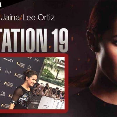 jaina lee ortiz station 19 série interview andy herrera