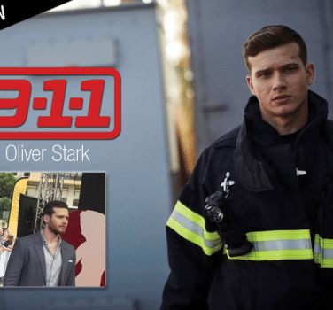 oliver stark buck 9-1-1 série m6 interview