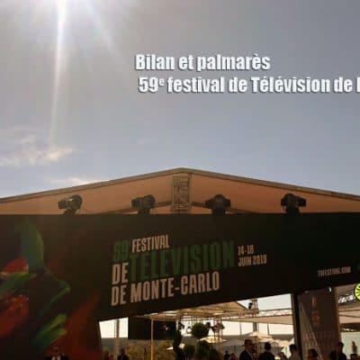 palmarès prix festival de télévision de monte-carlo 2019