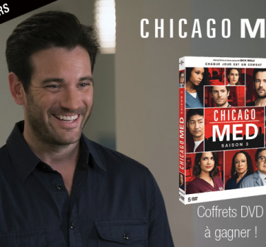 chicago med jeu concours dvd