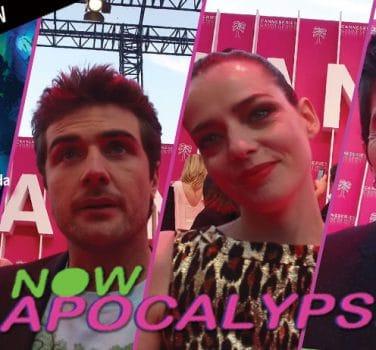 now apocalypse avis video interview Beau Mirchoff, Gregg Araki Roxane Mesquida