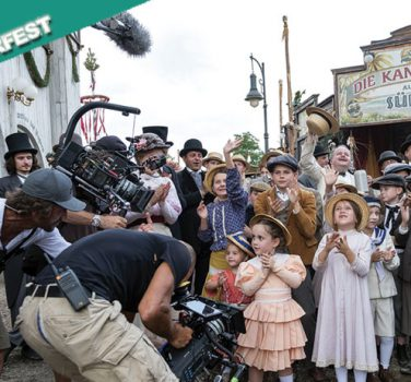 Empire oktoberfest series tv tournage