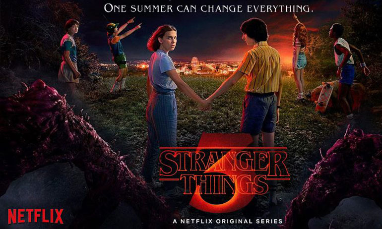 STRANGER THINGS saison 3 : adolescence et sensations fortes !