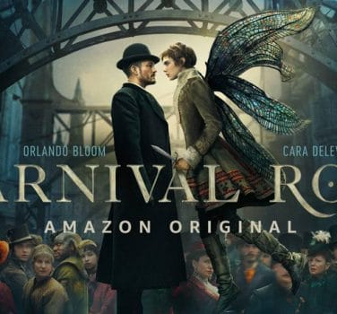 Carnival Row avis série amazon orlando blomm Cara delavigne