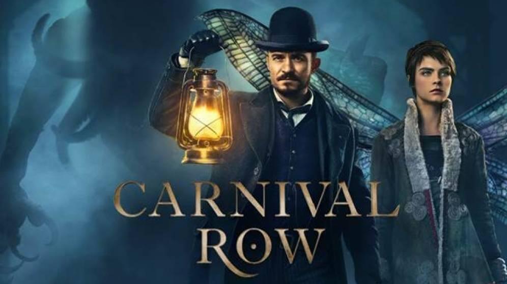 carnival row série avis amazon