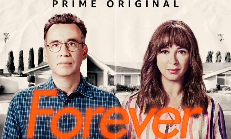 forever amazon séries avis maya rudolph