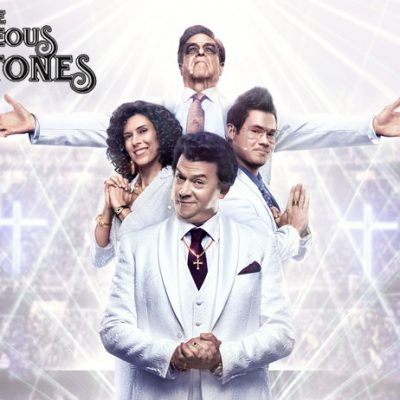 the righteous gemstones avis série hbo ocs danny mcbride