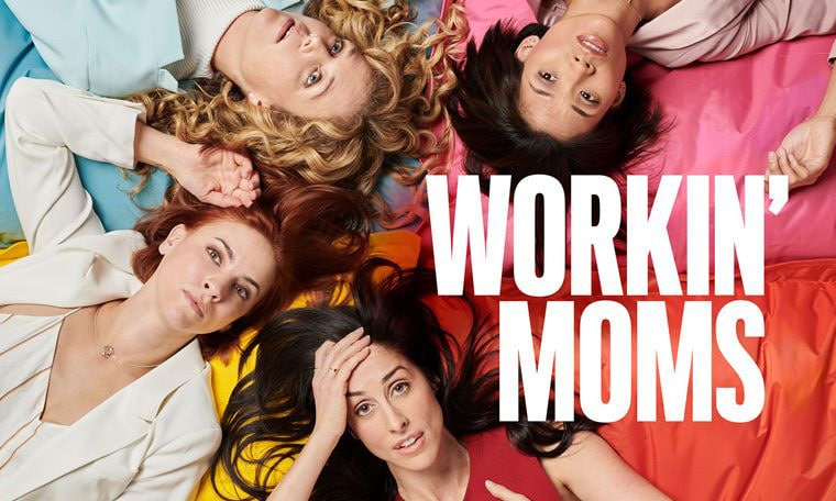 workin' moms netflix avis