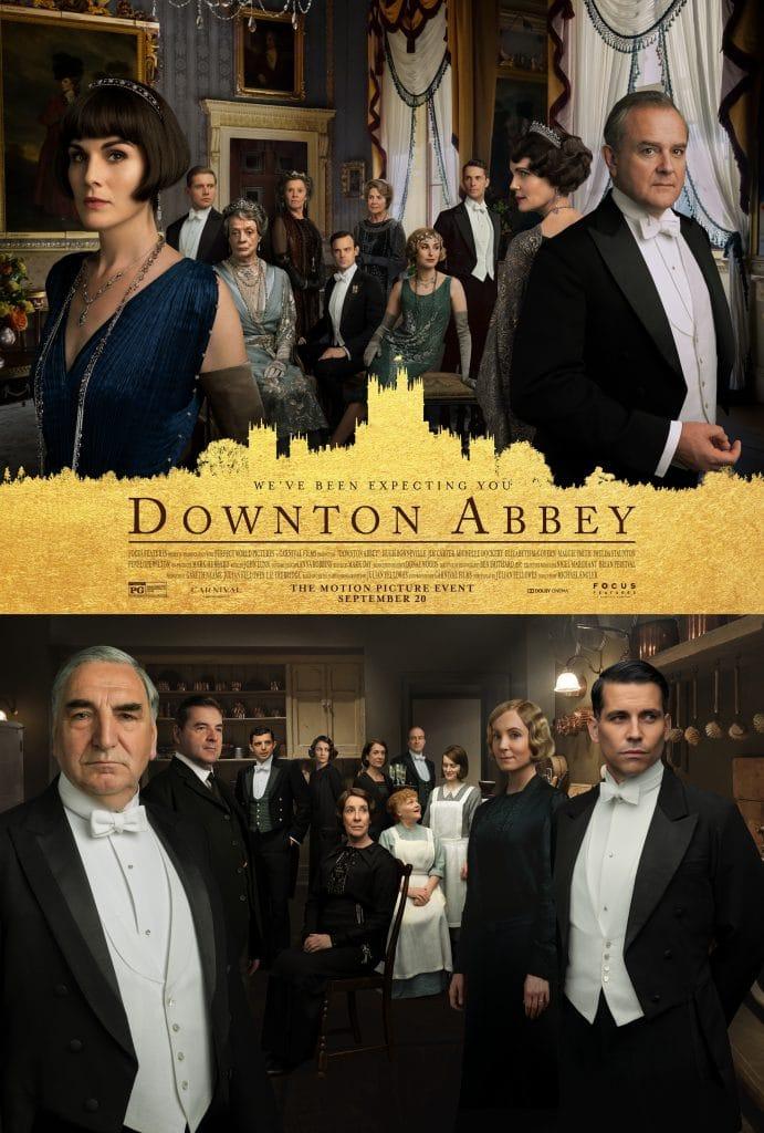 downton abbey film avis cinéma
