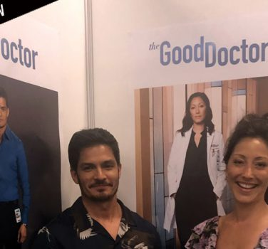 good doctor saison 2 nicholas gonzalez neil melendez audrey lim christiana chang tf1 interview