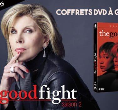 jeu concours the good fight gratuit