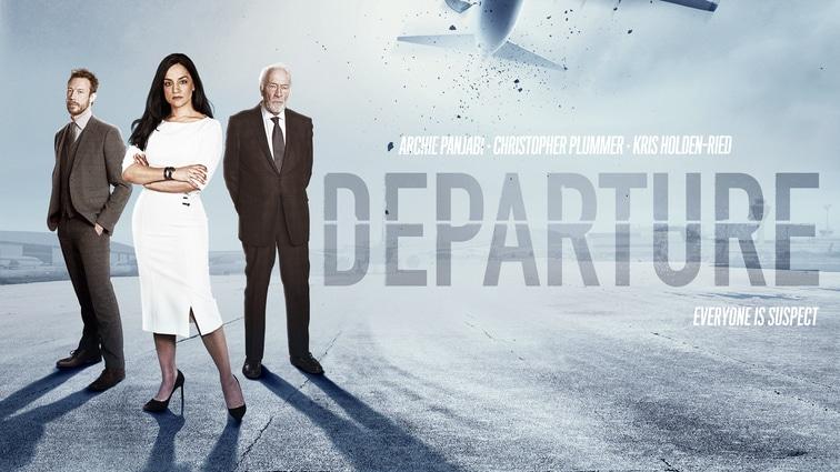 the departure avis serie 13ème rue