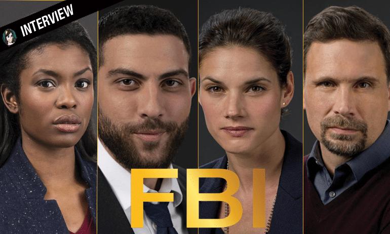FBI série avis interview missy peregrim jeremy sisto zeeko zaki ebonee noel