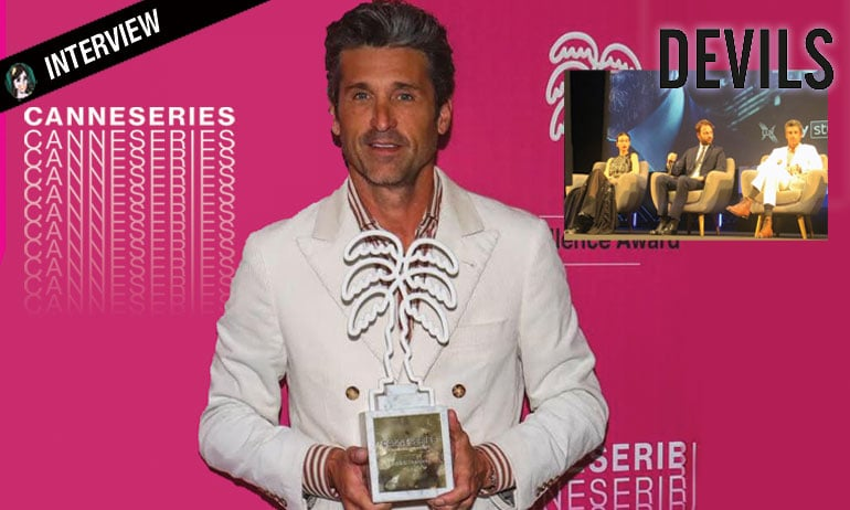 patrick dempsey devils interview canneseries
