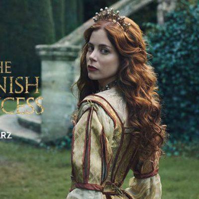 the spanish princess avis série starz