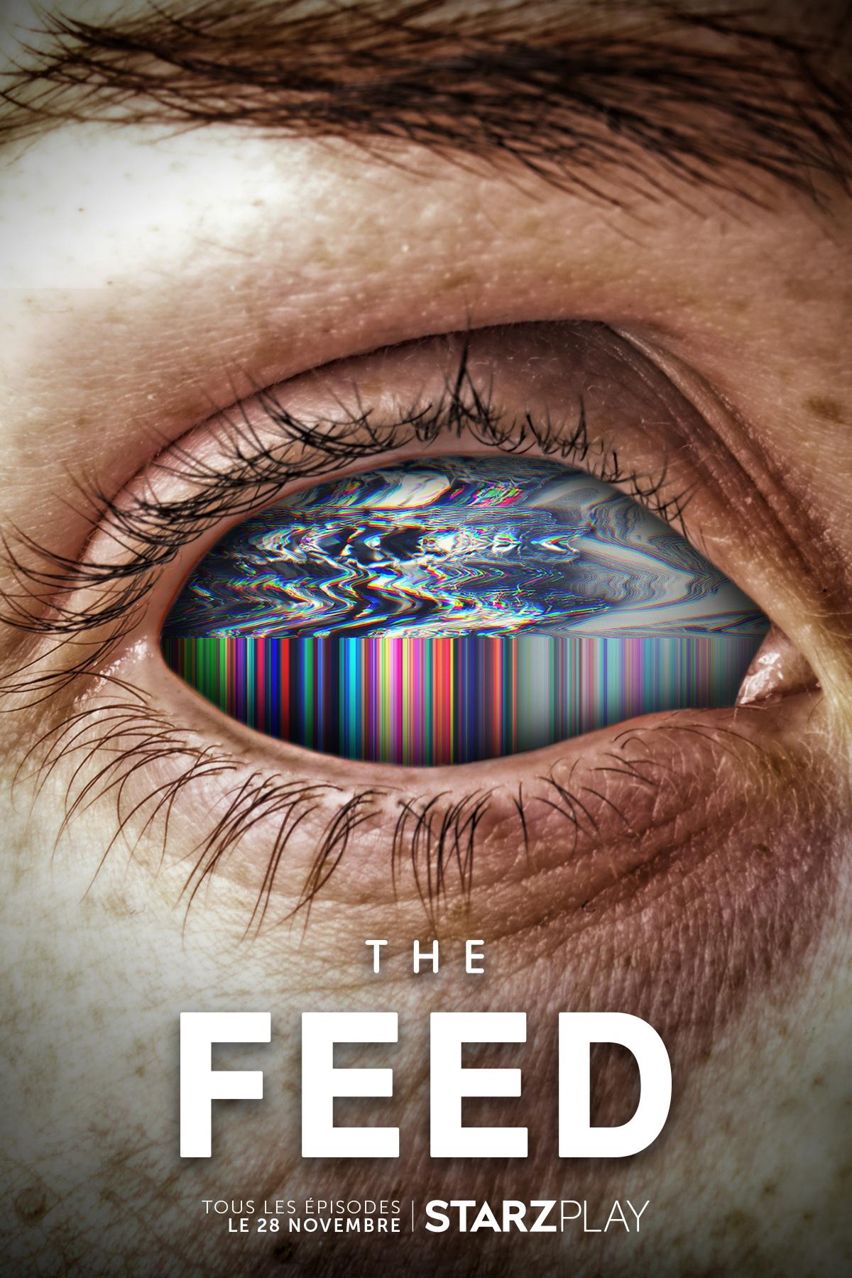 the feed avis série