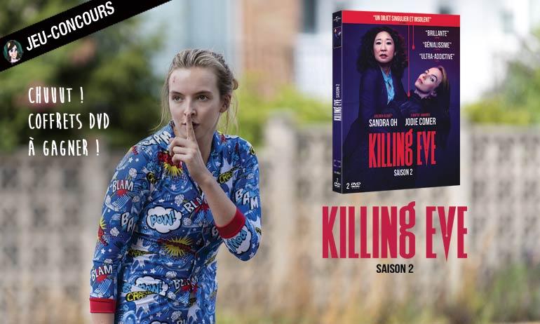 killing eve jeu concours
