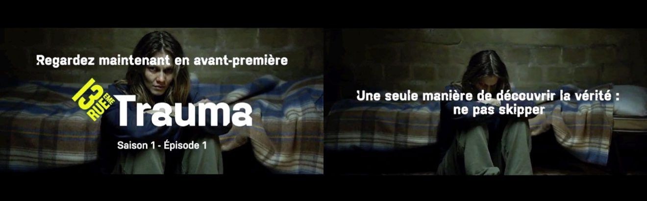 trauma épisode 1 streaming gratuit youtube
