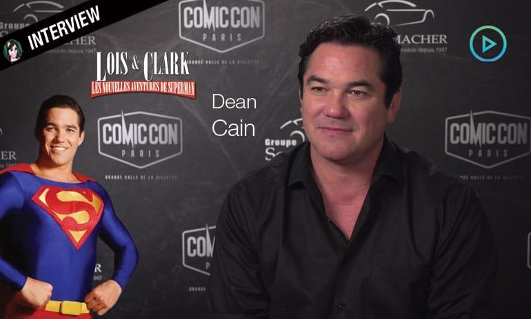 dean cain lois & clark les nouvelles aventures de superman interview