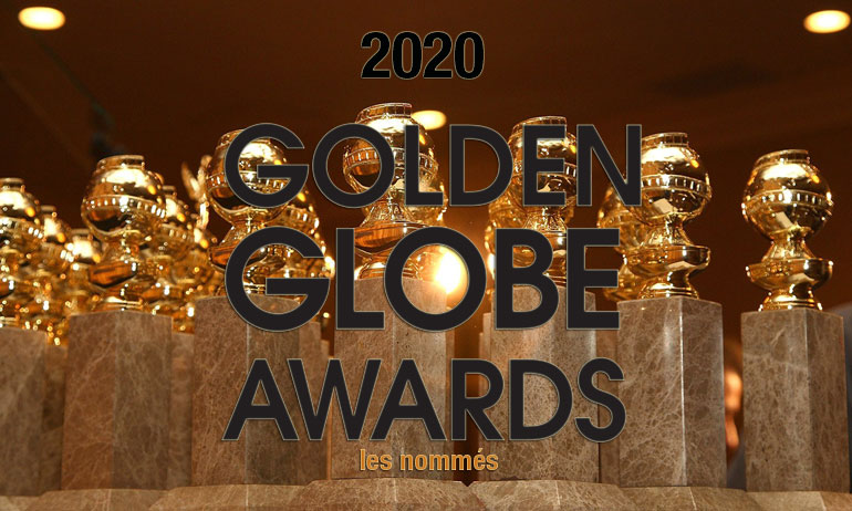 golden globes 2020 nommés séries