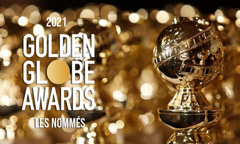 golden globes 2021 nommés séries
