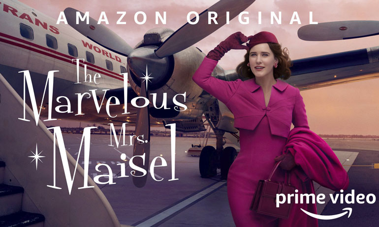 the marvelous mrs maisel la fabuleuse mme maisel saison 3 amazon